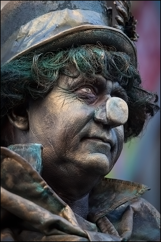 World Living Statues 2013, Arnhem