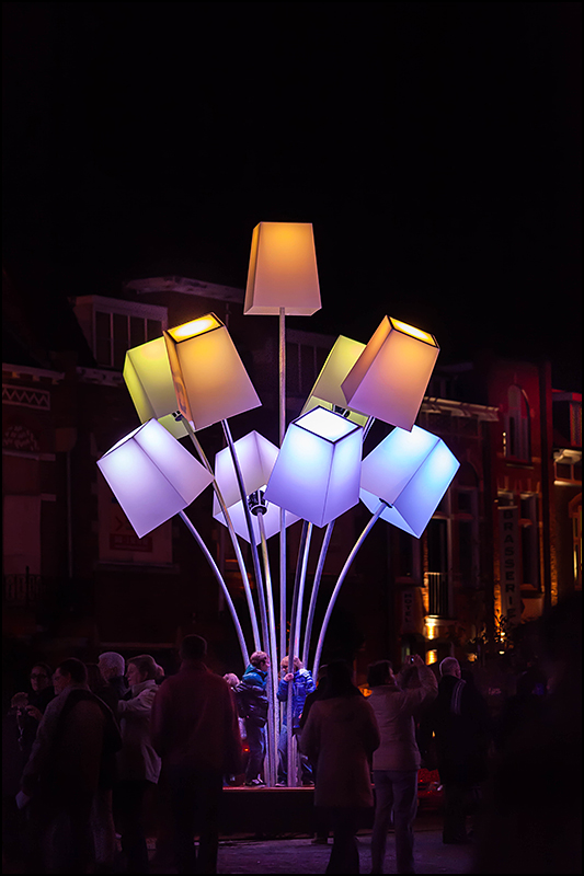 Glow Festival 2012 in Eindhoven