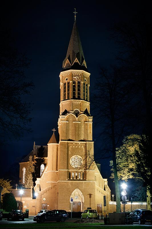 Clemens kerk in Nuenen