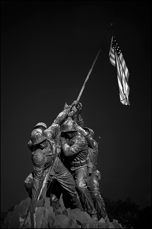 Iwo Jima Memorial, Virginia