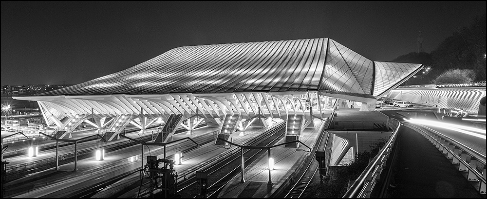 Gare Liège Guillemins