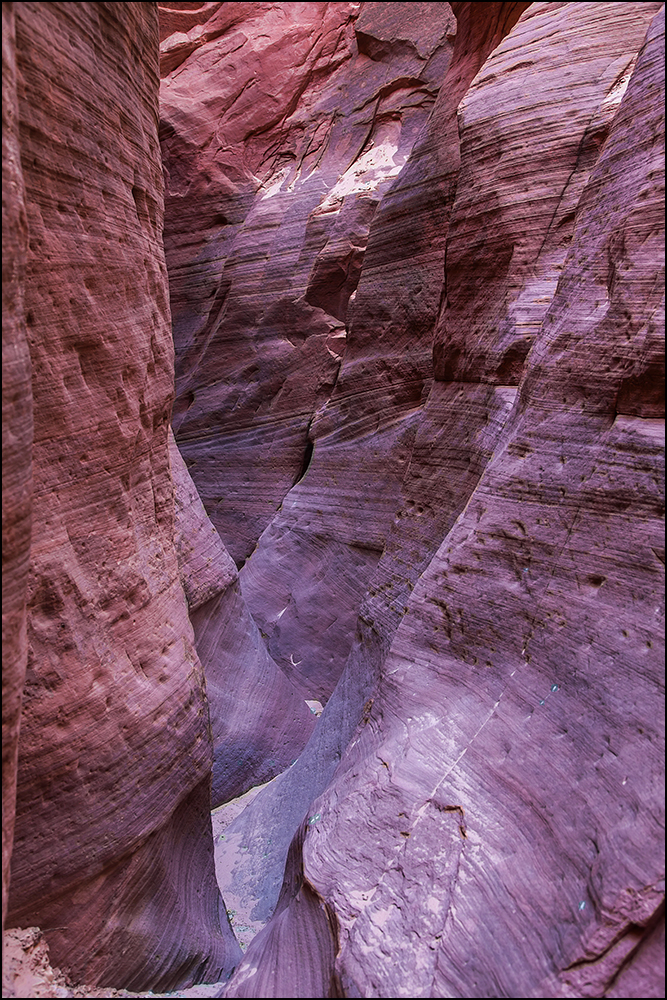 Red Hollow Slot Canyon, Utah